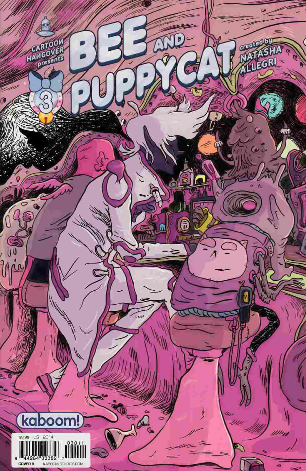 Bee and Puppycat #3 Cover B [Comic] THUMBNAIL