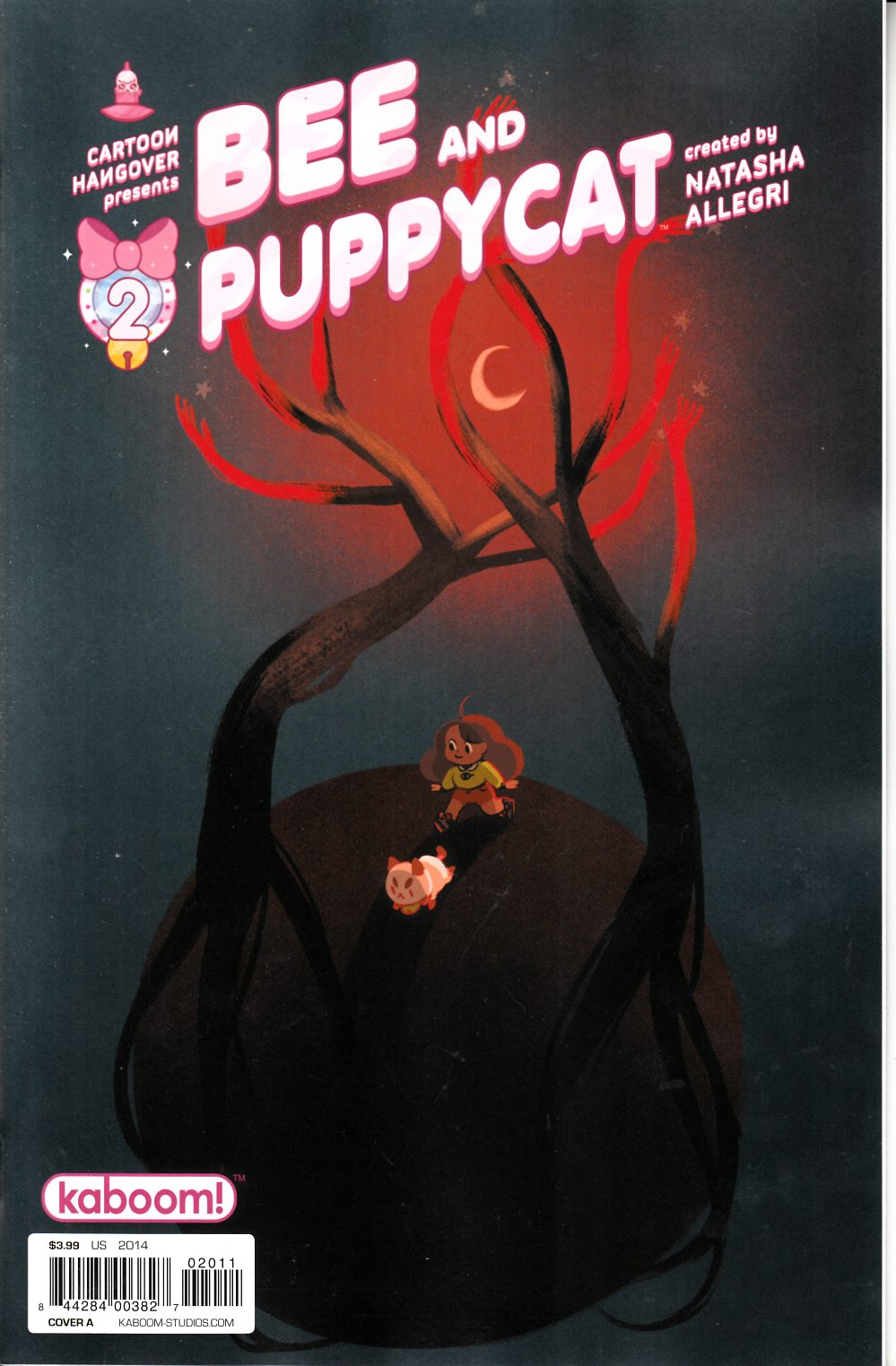 Bee and Puppycat #2 Cover A [Comic] THUMBNAIL