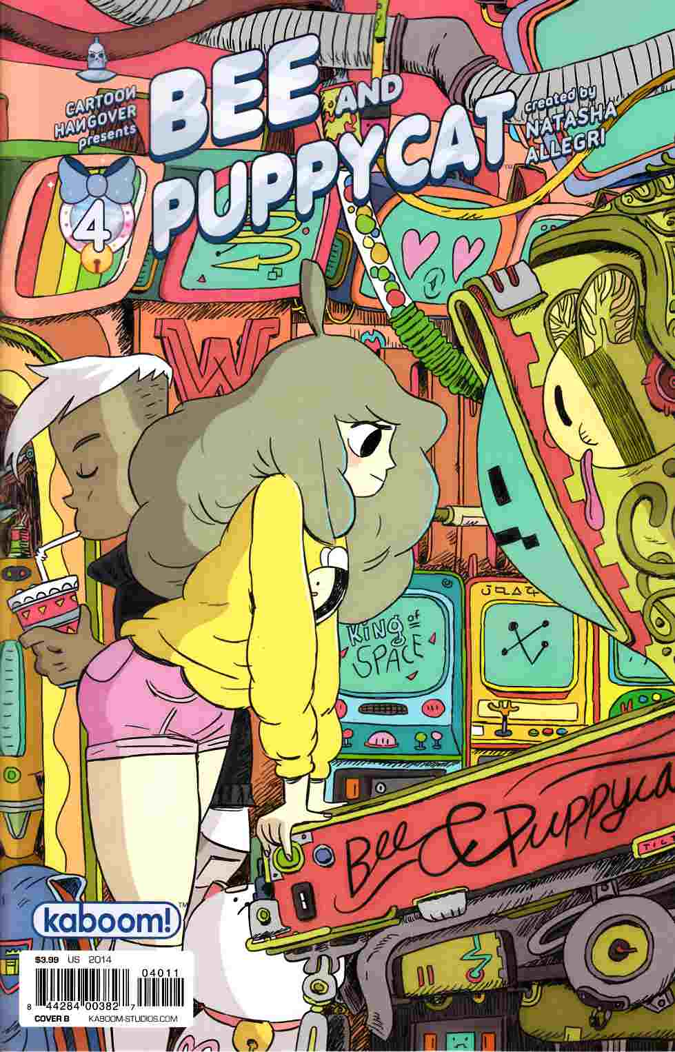 Bee and Puppycat #4 Cover A [Comic] THUMBNAIL