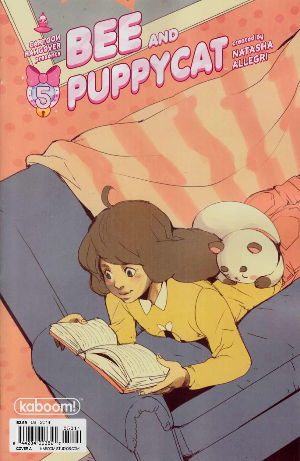 Bee and Puppycat #5 Cover A [Comic] THUMBNAIL