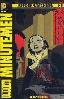 Before Watchmen Minutemen #3 Combo Pack [Comic] THUMBNAIL