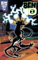 Ben 10 #2 Subscription Cover [IDW Comic] THUMBNAIL