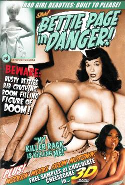 Bettie Page In Danger #9 [Comic] LARGE