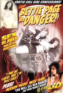 Bettie Page In Danger #6 [Comic] LARGE