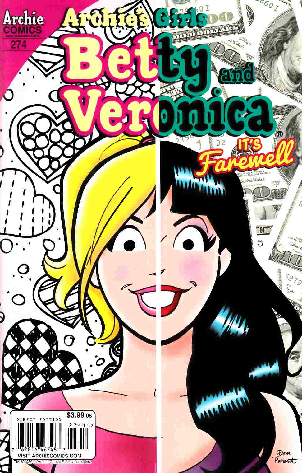 Betty & Veronica #274 [Archie Comic]