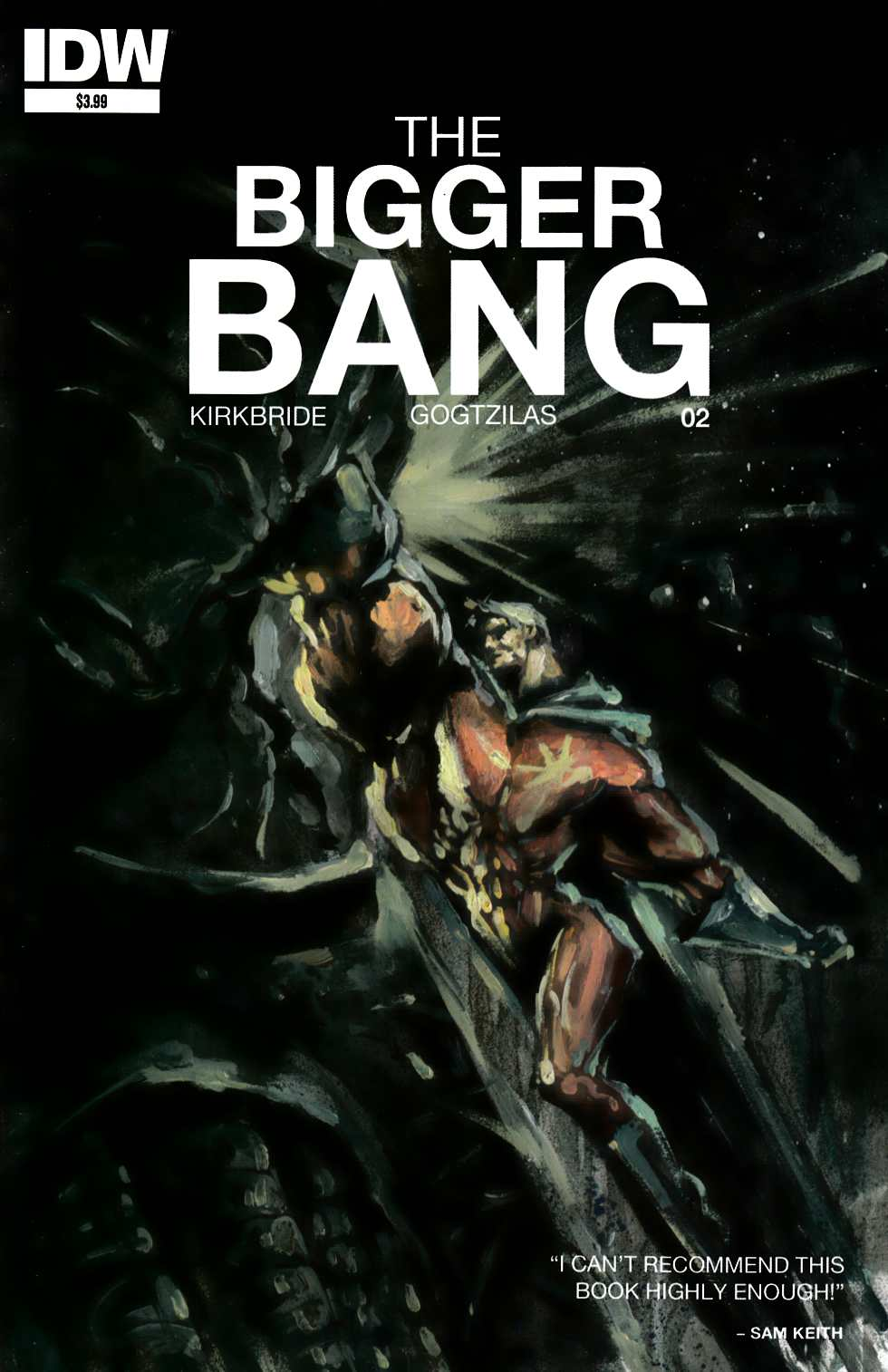 Bigger Bang #2 [IDW Comic]