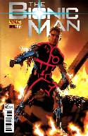 Bionic Man Annual #1 [Comic]