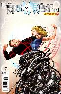 Bionic Man Vs Bionic Woman #3 Chen Cover [Comic]