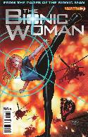 Bionic Woman #3 [Dynamite Comic]