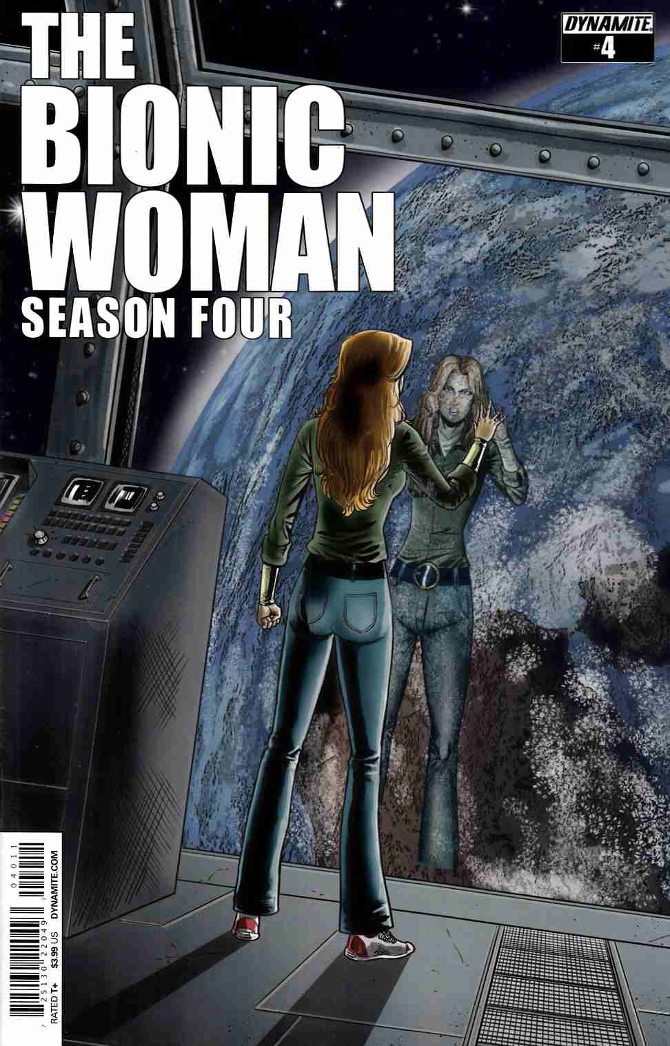Bionic Woman Season Four #4 [Dynamite Comic]_THUMBNAIL
