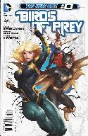 Birds of Prey #0 [DC Comic] THUMBNAIL