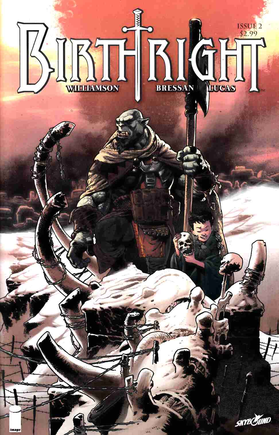 Birthright #2 [Image Comic] THUMBNAIL