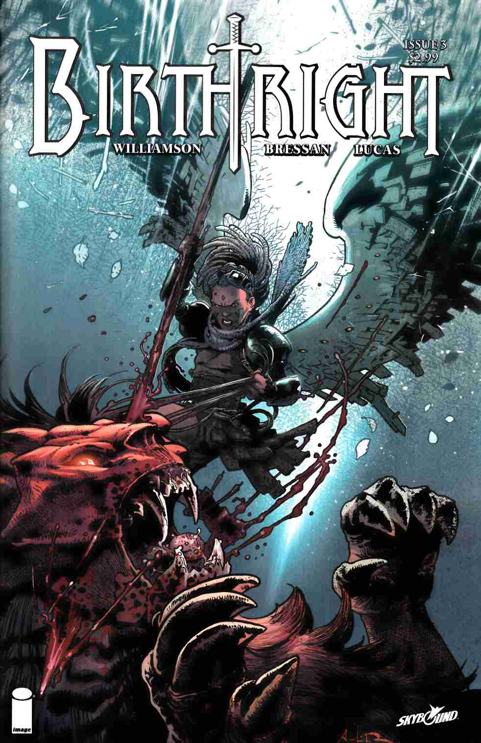 Birthright #3 [Image Comic] LARGE