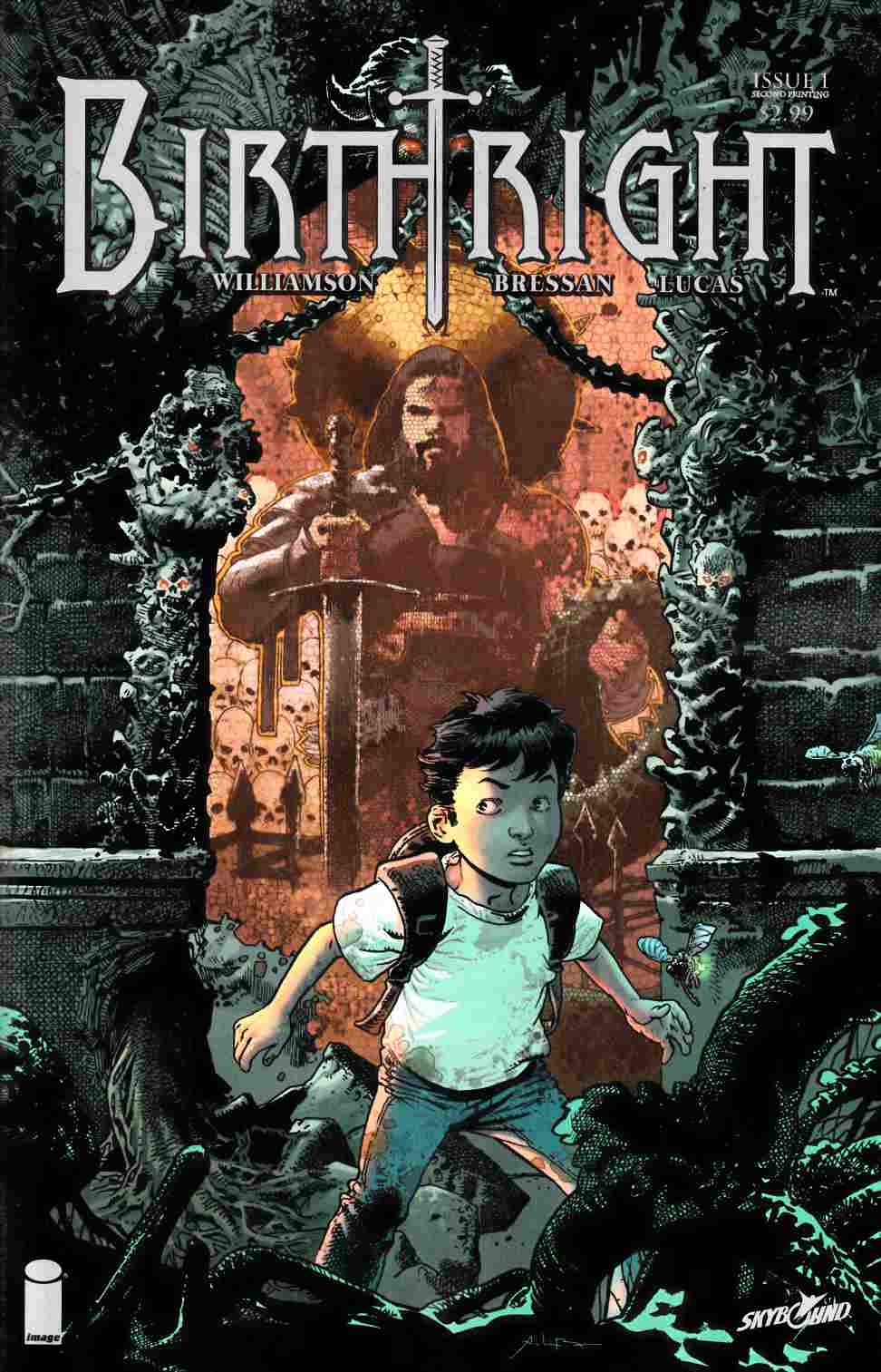 Birthright #1 Second Printing [Image Comic] THUMBNAIL