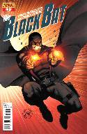 Black Bat #1 Cover B- Benitez [Comic] THUMBNAIL