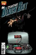 Black Bat #6 Tan Subscription Cover [Comic] THUMBNAIL