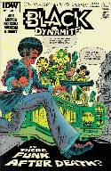 Black Dynamite #2 Subscription Cover [Comic] THUMBNAIL