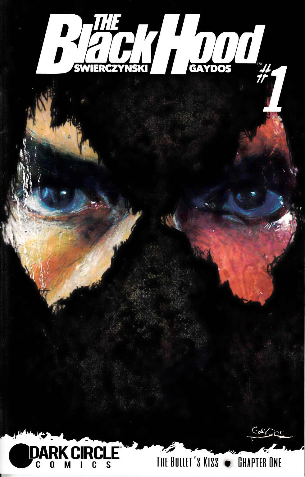 Black Hood #1 [Archie Comic] LARGE