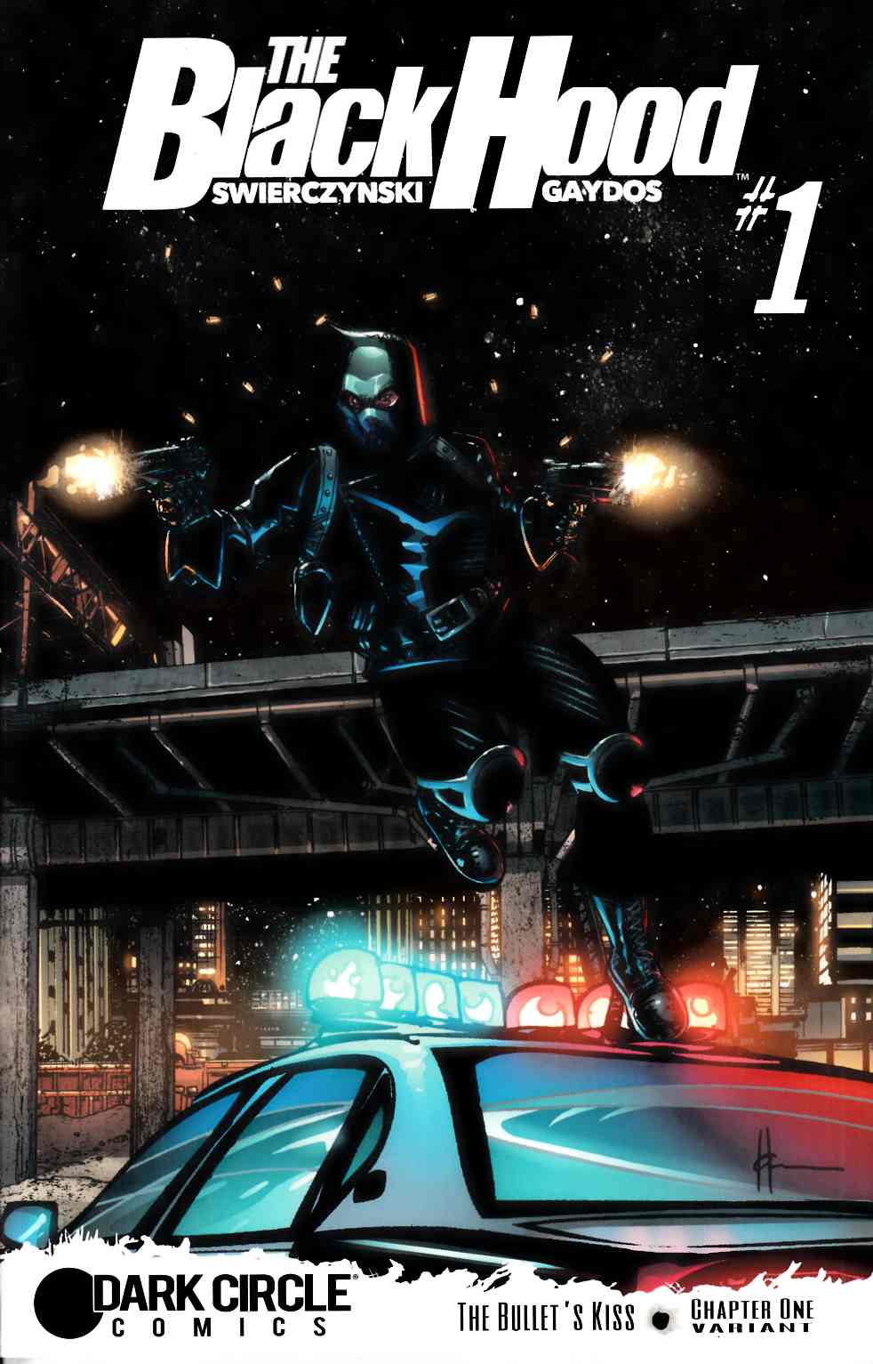 Black Hood #1 Chaykin Variant Cover [Archie Comic] LARGE