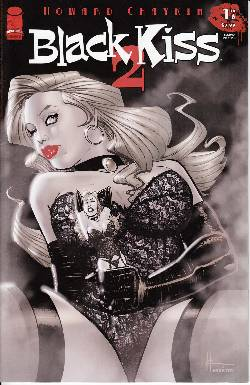 Black Kiss II #1 Second Printing [Image Comic]_LARGE