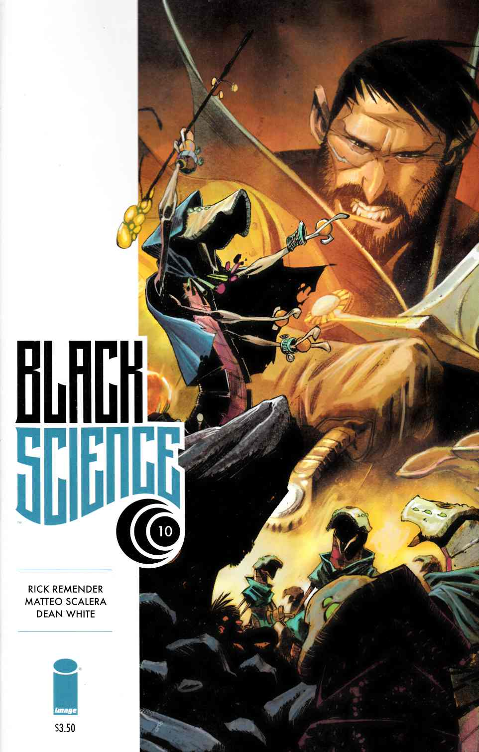 Black Science #10 [Image Comic] THUMBNAIL