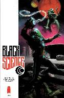 Black Science #1 Cover B- Robinson [Comic]