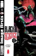 Black Science #1 Image Firsts Edition [Comic] THUMBNAIL