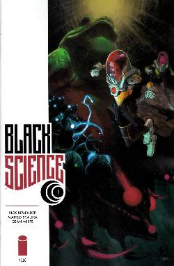 Black Science #1 Cover A- Scalera & White [Comic] LARGE