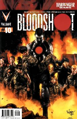 Bloodshot (VU) #10 [Comic] LARGE