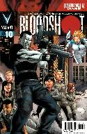 Bloodshot (VU) #10 Pullbox Cover [Comic] THUMBNAIL