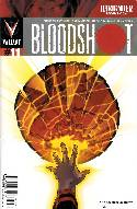 Bloodshot (Vu) #11 Harbinger Wars [Comic] THUMBNAIL