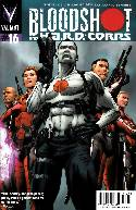 Bloodshot & Hard Corps #16 [Comic]