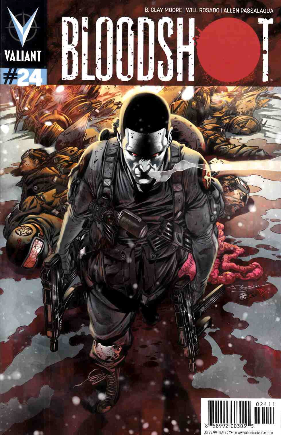 Bloodshot #24 [Comic]