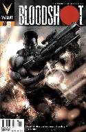 Bloodshot (Ongoing) #8 Variant Hairsine Cover [Comic] THUMBNAIL
