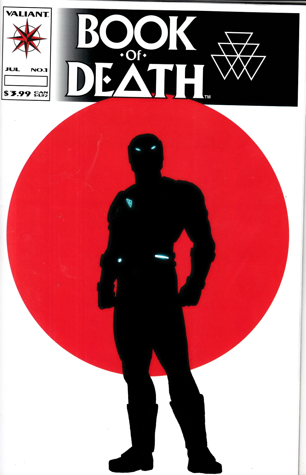 Book of Death #1 Cover G- Perez Icons Incentive [Valiant Comic]_THUMBNAIL