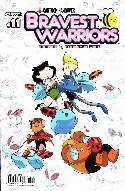 Bravest Warriors #11 Cover A [Comic]