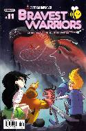 Bravest Warriors #11 Cover B [Comic] THUMBNAIL