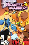 Bravest Warriors #12 Cover A [Comic]