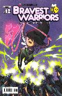 Bravest Warriors #12 Cover B [Boom Comic]