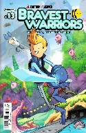 Bravest Warriors #13 Cover A [Comic]