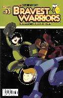 Bravest Warriors #13 Cover B [Comic]