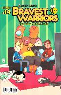 Bravest Warriors #14 Cover B [Boom Comic] THUMBNAIL