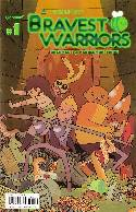 Bravest Warriors #1 Cover B [Comic]