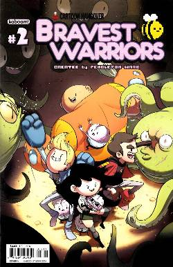 Bravest Warriors #2 Cover A [Comic]