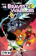 Bravest Warriors #10 Cover B [Comic]
