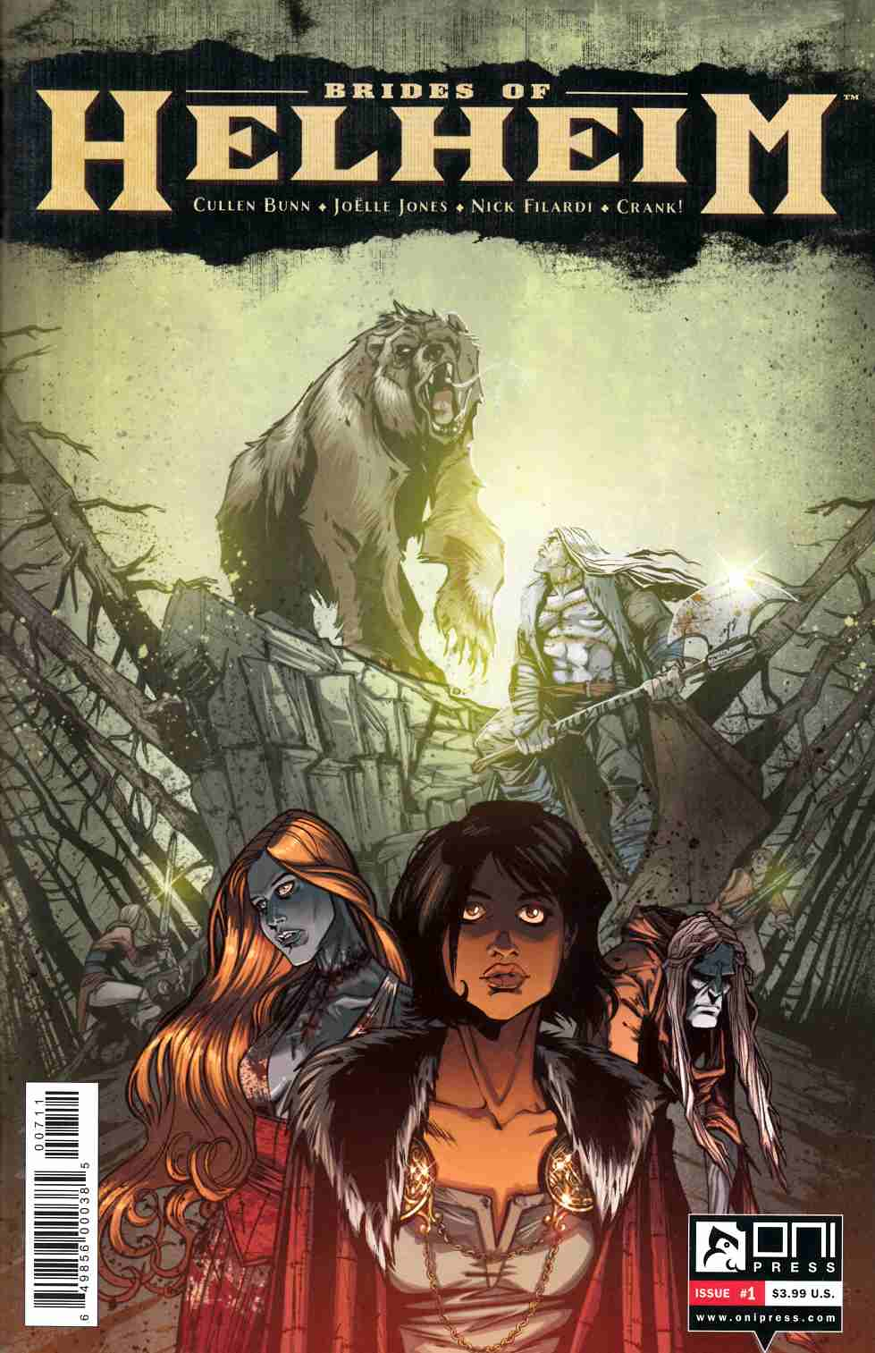 Brides of Helheim #1 [Comic]