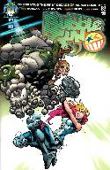 Bubblegun #3 Direct Market Cover [Aspen Comic] THUMBNAIL