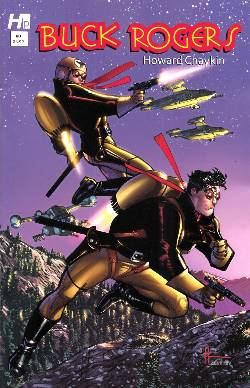 Buck Rogers In 25th Century #3 [Comic] LARGE