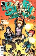 Buffy the Vampire Slayer Season 9 Freefall #25 Jeanty Cover [Comic] THUMBNAIL
