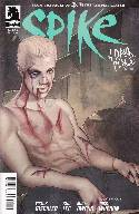 Buffy the Vampire Slayer Spike #3 Frison Cover [Comic] THUMBNAIL